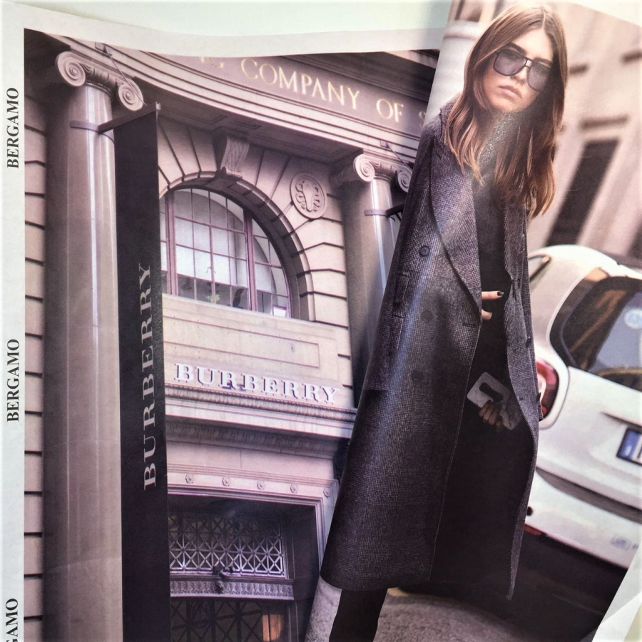 "Папір ""Fashion trend"" Bergamo"