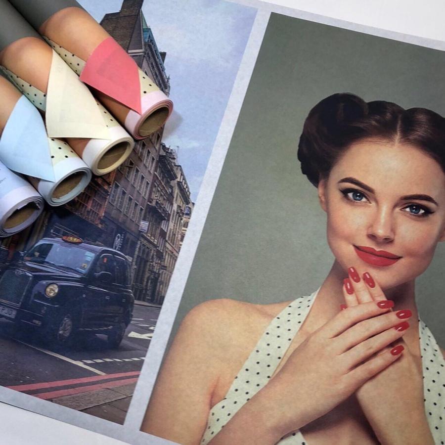 "Папір ""Fashion trend"" London"