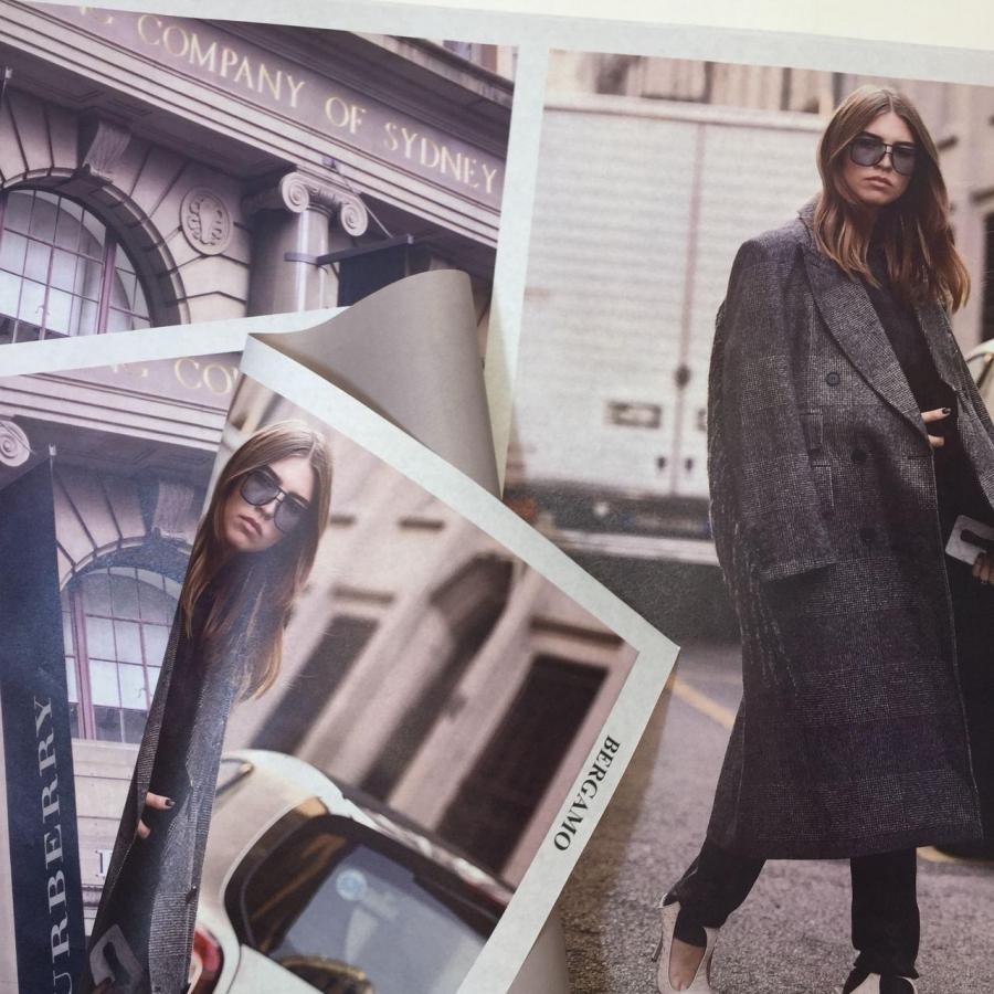 "Папір в листах ""Fashion trend"" Bergamo"