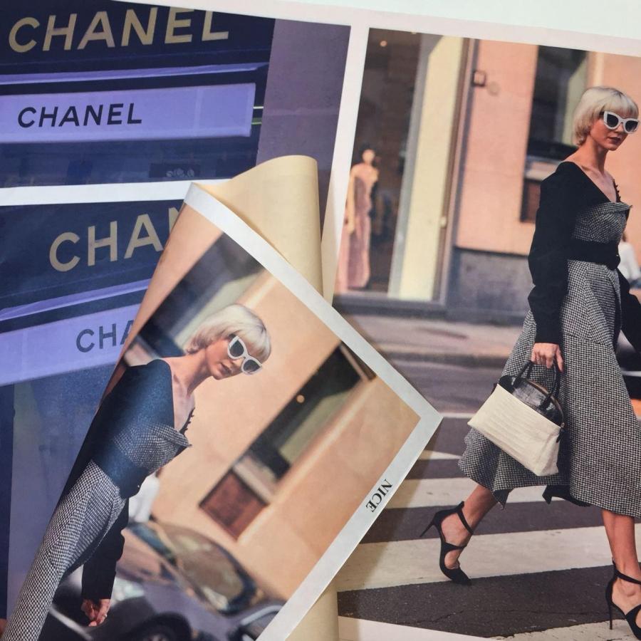 "Папір в листах ""Fashion trend"" Nice"