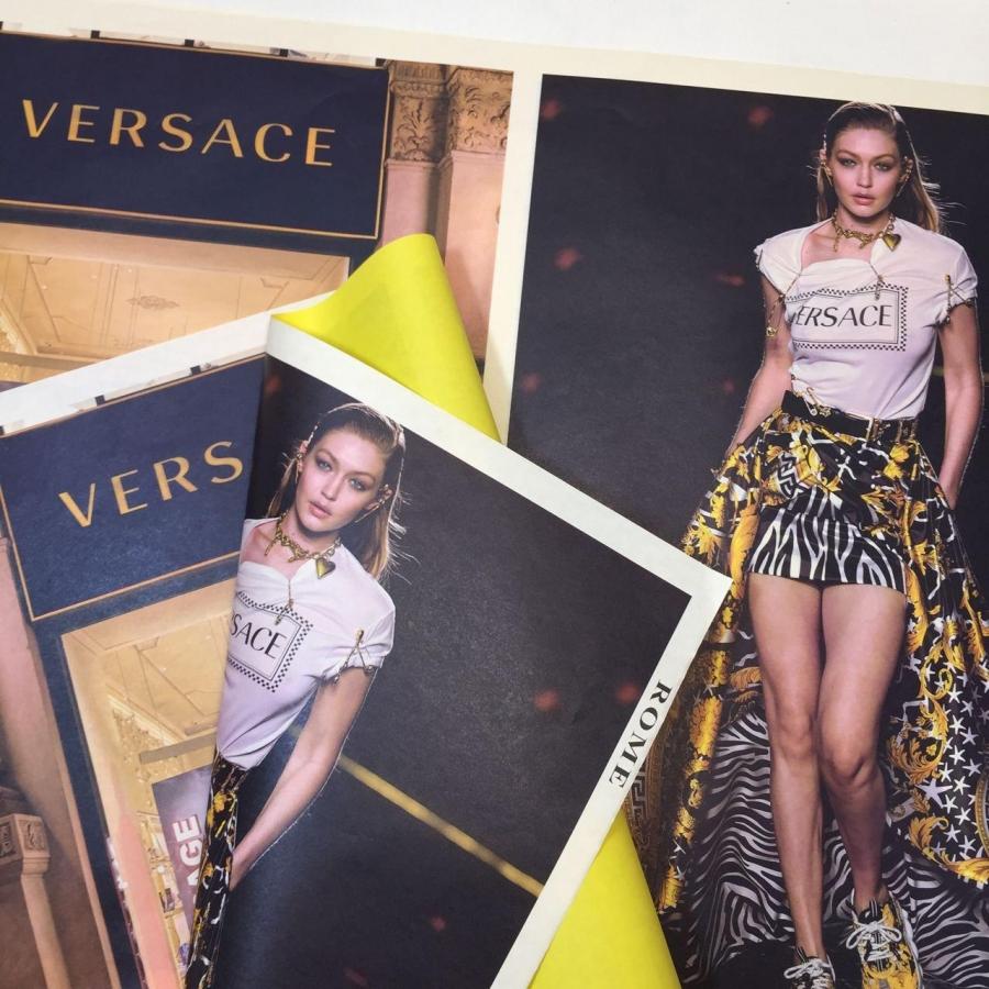"Папір в листах ""Fashion trend"" Rome"