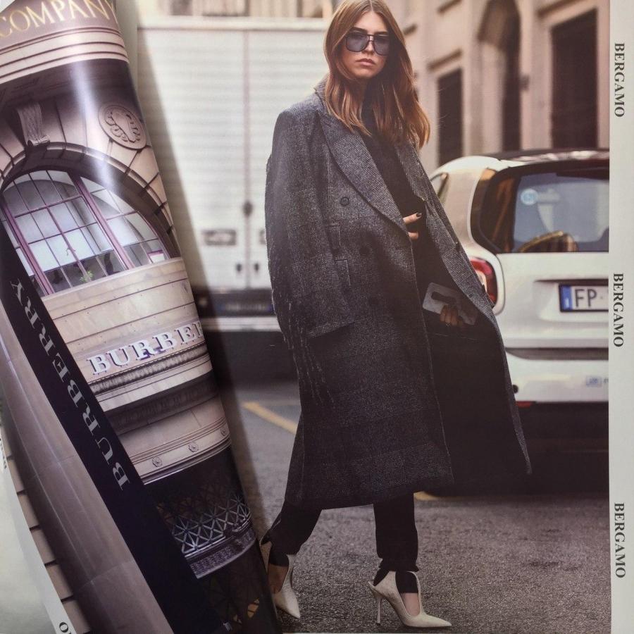 """Плівка з колекції """"Fashion trend"""" BERGAMO"""