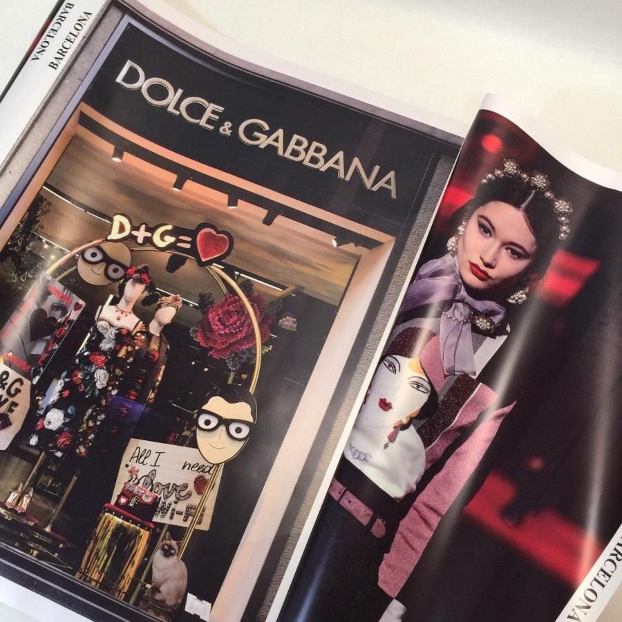 """Плівка з колекції """"Fashion trend"""" BARCELONA"""