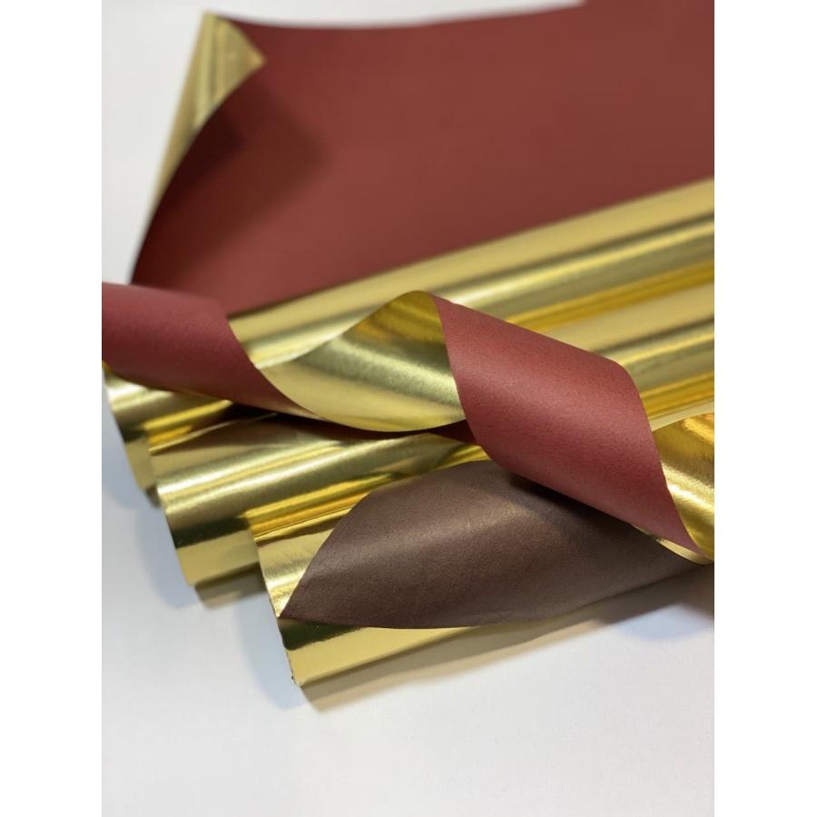Папір металізований двосторонній 70 грам